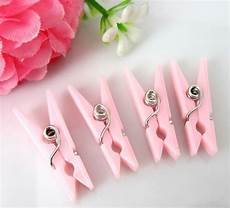pink clothes pins for baby shower sensor mini clothes pins baby shower clothespin favors pink