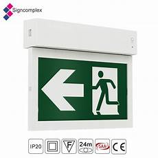 China Emergency Light China 2017 New Product Ip20 Rechargeable Emergency Exit