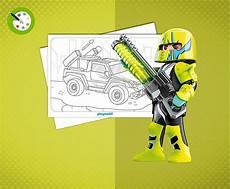 playmobil polizei ausmalbilder malvorlagen gratis