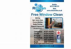 Window Cleaning Flyers Rclean News Amp Special Offers Rclean Wales Window
