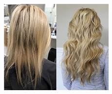 beaded rows extensions before and after hair