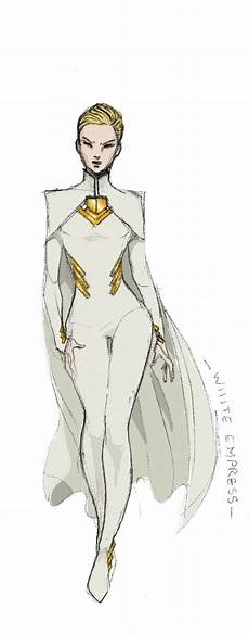 Superhero Costumes Designed Like Female X Men Pitch Week 3 Pitch 4 Mutant Empire Drawing