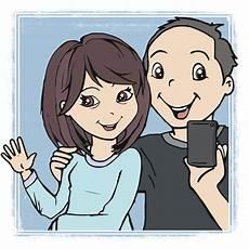 desenho para casal desenhinhos
