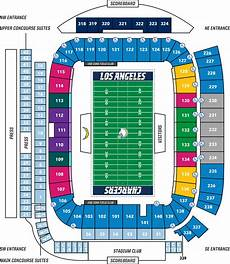 Hob Cleveland Seating Chart Los Angeles Chargers