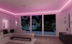 Neon Light Strips For Room Id Love To Do This With Our Led Strips Home Stuffs In