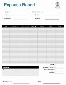 Expense Claim Form Template Excel 7 Expense Claim Form Templates Excel Templates