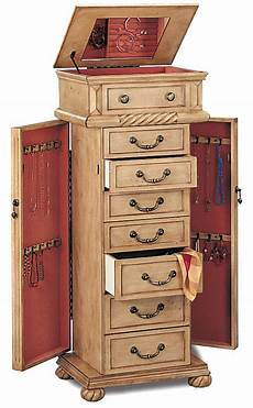 jewelry armoires jewelry armoire in a light green tint