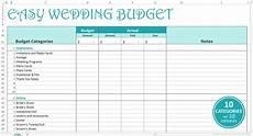 Wedding Excel Template Wedding Cost Breakdown Spreadsheet Google Spreadshee