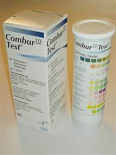 Combur 10 Test Chart Combur 10 Test M Vizelet Teszt 100