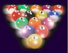 Light Up Pool Balls Disco Pool Balls Light Up Disco Billiard Balls Ebay