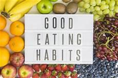 Good Eating Habits Chart Good Habits Chart Stock Vector Illustration Of Girl