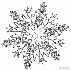 printable snowflake coloring pages for cool2bkids