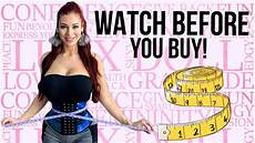 Luxx Size Chart How To Measure Yourself For A Luxx Waist Trainer