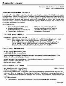 Systems Engineer Resume Systems Engineer Resume Example