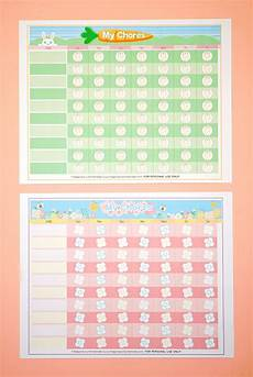 Chore Chart Kits Free Printable Chore Chart For Kids Happiness Is Homemade