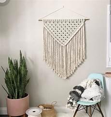 2018 bohemian macrame handmade bedroom wall hanging