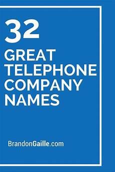 Catchy Tutoring Slogans 32 Great Telephone Company Names Truck Names Company