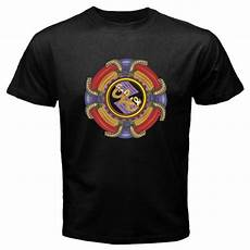 Vintage Electric Light Orchestra T Shirt New Elo Electric Light Orchestra Logo Music Legend Mens
