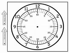 Free Printable Clocks Free Printable Clock The Sand Box