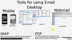Imap Vs Pop Pop Vs Imap How To Check Your Email Inmotion Hosting