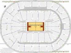 Amalie Arena Seating Chart Basketball Amalie Arena Seating Chart With Rows And Seat Numbers