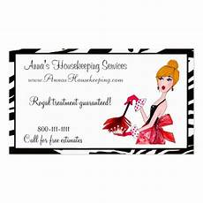 House Cleaning Business Cards Ideas House Cleaning Diva Business Cards Zazzle