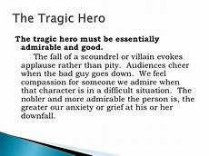 Elements Of Greek Tragedy Qualities Of A Greek Hero What Are The Traits Of The