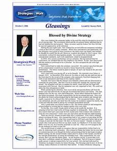 Newsletter Templates Microsoft Newsletter Templates For Microsoft Word 2007