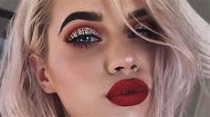 makeup christmas 10 gorgeous and easy makeup that are for