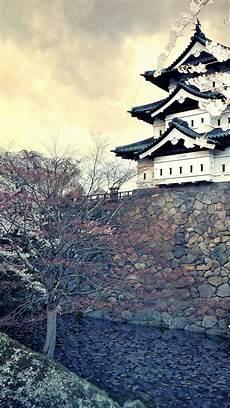 iphone x wallpaper hd japan 720x1280 hirosaki castle japan htc one x wallpaper