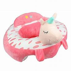 unicorn baby chair cushion comfortable baby support