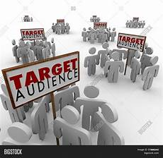 Another Word For Target Audience Target Audience Words Image Amp Photo Free Trial Bigstock
