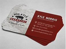 Bbq Business Cards Web Design Big Kyle Bbq Aaron Lee Digital Marketing