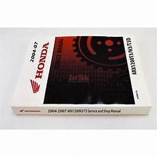 Honda Aquatrax F12 F12x Service And Shop Manual 61hw101