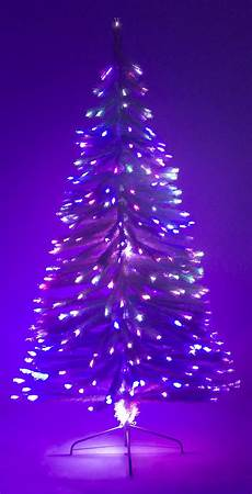 Tree Lights On Sale 6 Ft White Artificial Holiday Christmas Tree W Fiber