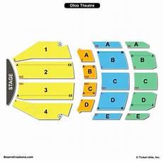 Ohio Theater Columbus Ohio Seating Chart Ohio Theatre Seating Chart Seating Charts Amp Tickets
