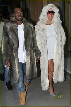kanye west coats kanye west fur coat photo 2410611