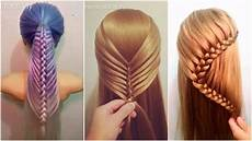 top 5 amazing hairstyles tutorials compilation 2017 youtube