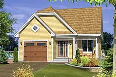 two bedroom starter house plan 80907pm