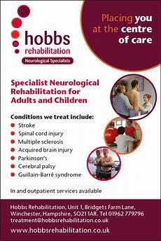 Advertisements Hobbs Neurological Rehabilitation