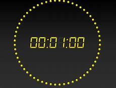 Digital Timer Powerpoint Volunteer Student Assistant Countdown Power Point Digital