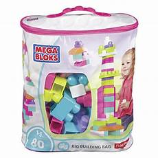 Mega Bloks Werkzeug by Mega Bloks Bausteinebeutel Pink 80 Teile Bauklotz Real
