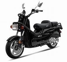 2013 Bms 150cc Moped Scooter Astro 150 W Remote Amp Dual