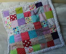 patchwork bebe modele couture couverture bebe