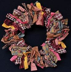 fabric crafts primitive primitive crafts images wreaths handmade