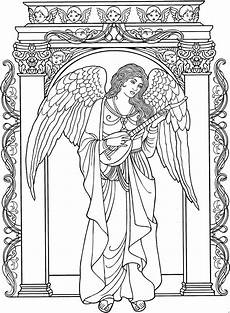 Kostenlose Malvorlagen Engel Coloring Pages At Getdrawings Free