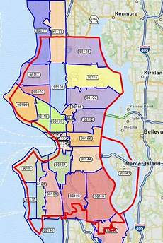 Dataquick Zip Code Chart Seattle Zip Codes Map Google Search Zip Code Map Map