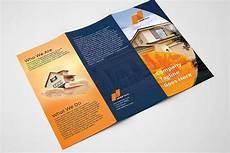 Brochures For Real Estate Real Estate Tri Fold Brochure Template