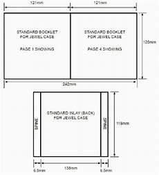 Dimensions Of Cd Case Bearmans A2 Media Work Cd Case Dimensions