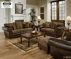Leather Sofa And Loveseat Sets For Living Room Png Image by Zephyr Chenille And Leather Living Room Sofa Loveseat Set